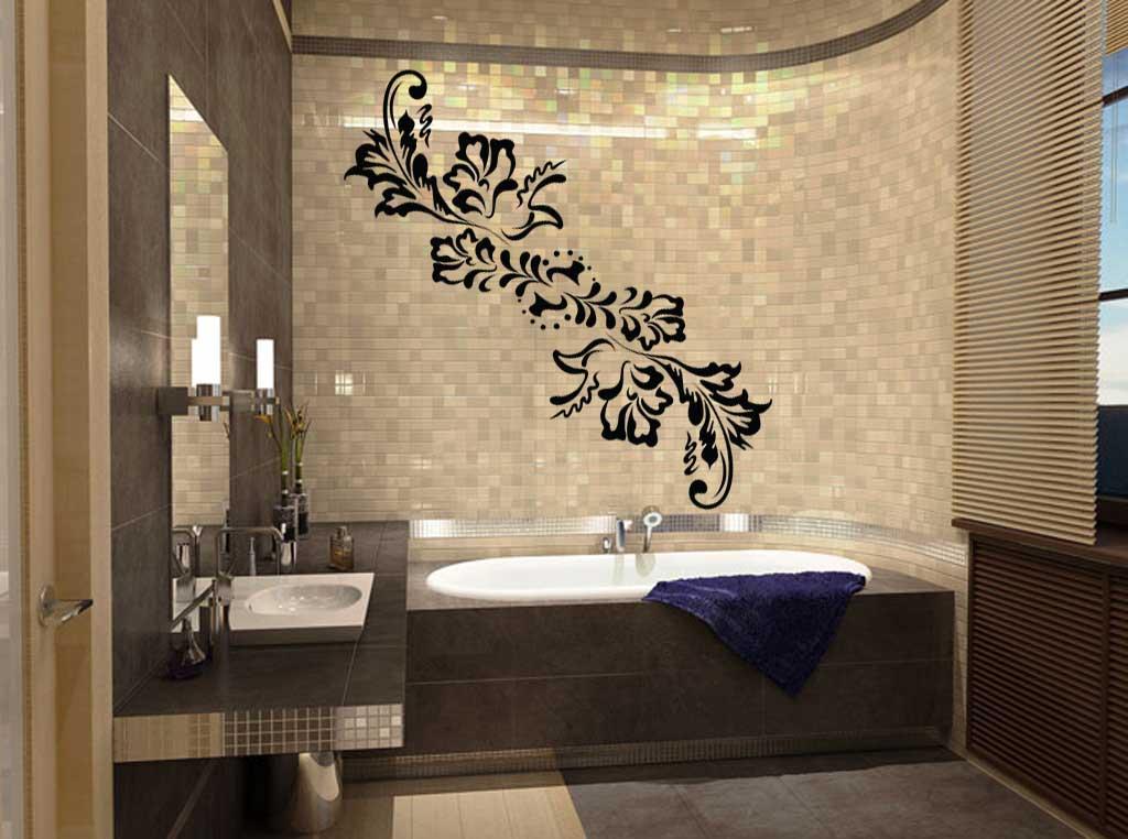 Пленка для ванной комнаты фото