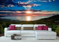 Фото: Фотообои для интерьера Восход солнца