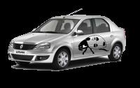 Фото: Виниловые наклейки на автомобиль Божьи коровки