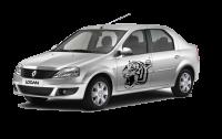Фото: Виниловые наклейки на автомобиль Тигр