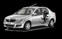 Фото: Виниловые наклейки на автомобиль Ящерицы