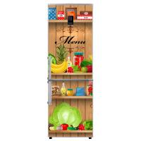 Фото: Наклейки для холодильника комплект Продукты