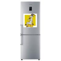 Фото: Виниловый магнит на холодильник 2015 ГОД КОЗЫ овцы