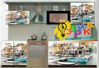 Фото: Виниловые наклейки Декоративные наклейки Наклейки на кухню Наклейки на мебель Венеция