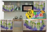 Фото: Наклейка для кухонных фасадов - Лаванда