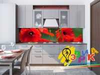 Фото: Каталог кухонных фартуков на виниловой основе