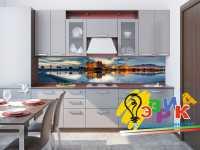 Фото: Изображение для кухонных скинали Пейзаж