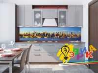 Фото: Кухонные скинали Нью йорк