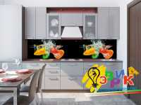 Фото: Кухонные скинали Овощи