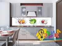 Фото: Кухонные скинали Фрукты