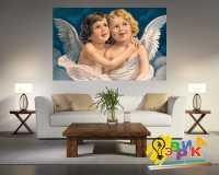 Фото: Картины на холсте Ангелы