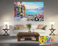 Фото: Картины на холсте Греция