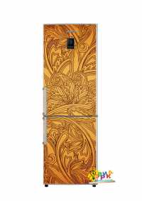 Фото: Наклейки на холодильник Абстракция. Любые размеры