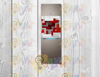 Фото: Магниты на холодильник виниловые 3Д