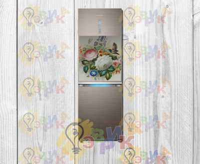 Фото: Магниты на холодильник виниловые Винтаж