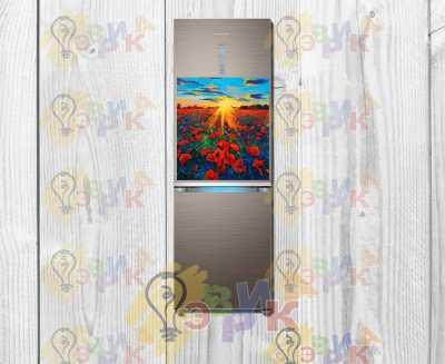 Фото: Магниты на холодильник виниловые Картины
