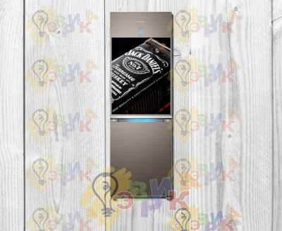 Фото: Оригинальный магнит на холодильник Креатив 50х60