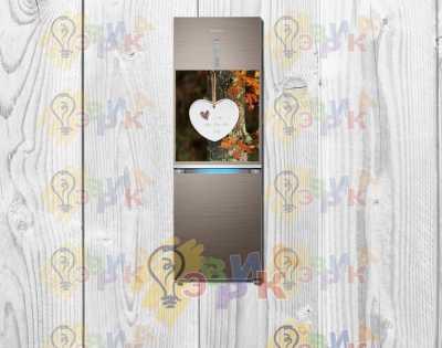 Фото: Магниты на холодильник виниловые Любовь
