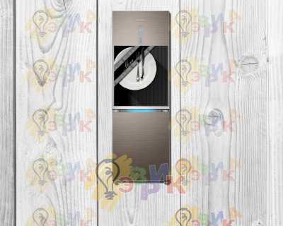 Фото: Виниловые магниты на холодильник Модерн