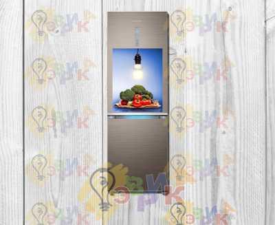Фото: Магниты на холодильник виниловые Мотивация