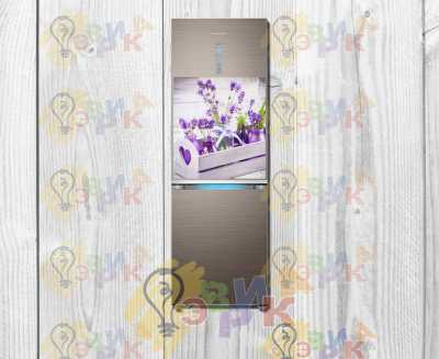 Фото: Магниты на холодильник виниловые Прованс