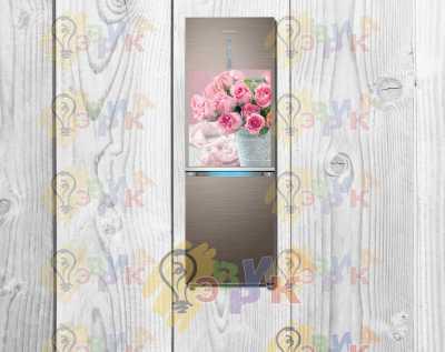 Фото: Магниты на холодильник виниловые Розы