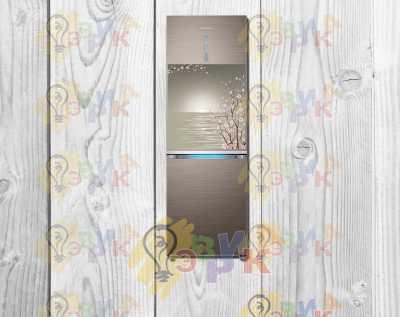 Фото: Магниты на холодильник виниловые Сакура