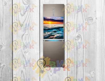 Фото: Магниты на холодильник виниловые Солнце