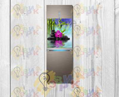 Фото: Магниты на холодильник виниловые Спа