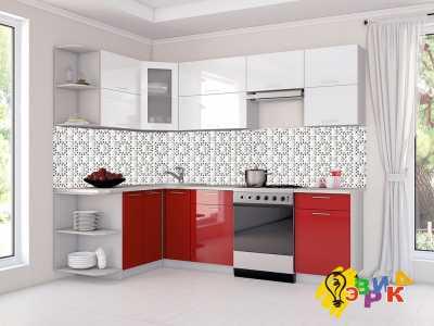 Фото: Кухонные скинали Хайтек
