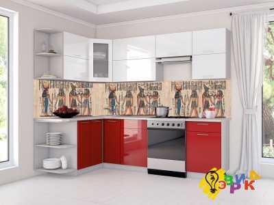 Фото: Кухонные скинали Египет