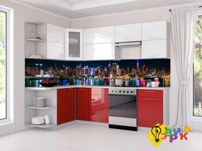 Фото: Кухонные скинали Города и страны