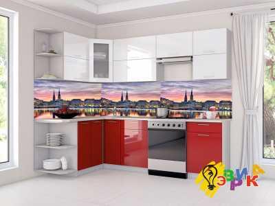 Фото: Кухонные скинали Прага