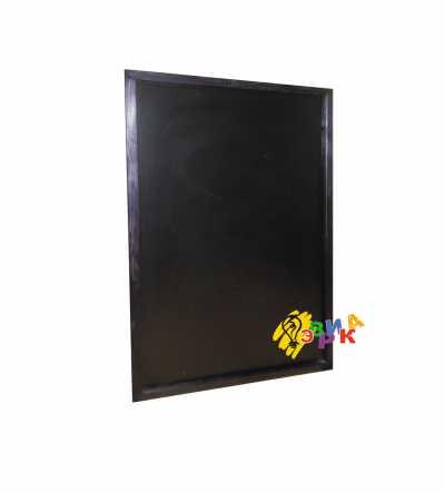 Фото: Меловые доски для рисования мелом или маркером 700Х1100 (Рама веге)
