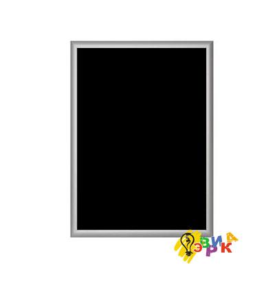 Фото: Доска меню в алюмниевой раме 100Х80 см