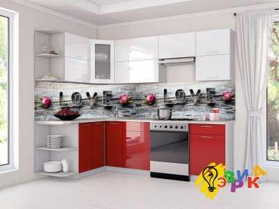Фото: Кухонные скинали Любимая
