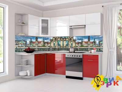 Фото: Кухонные скинали Версаль