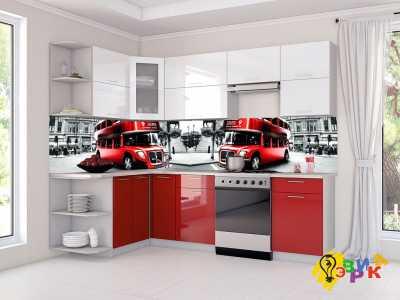 Фото: Кухонные скинали Англия