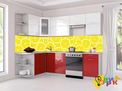 Фото: Фартук для кухни из пластика Циртус