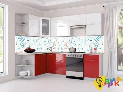 Фото: Для кухни панель из пластика Арт