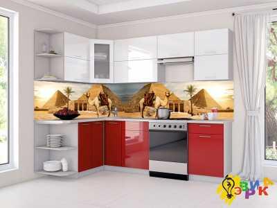 Фото: Фартук для кухни из пластика Египет