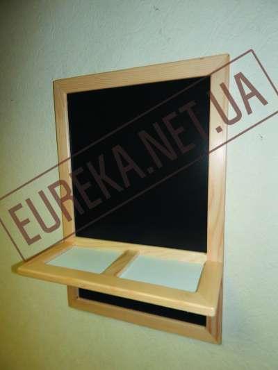 Фото: Доска меловая для дома Ключница А1 формата